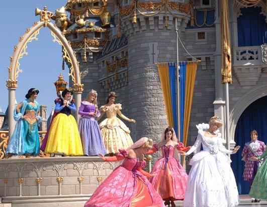 Disney World Aurora